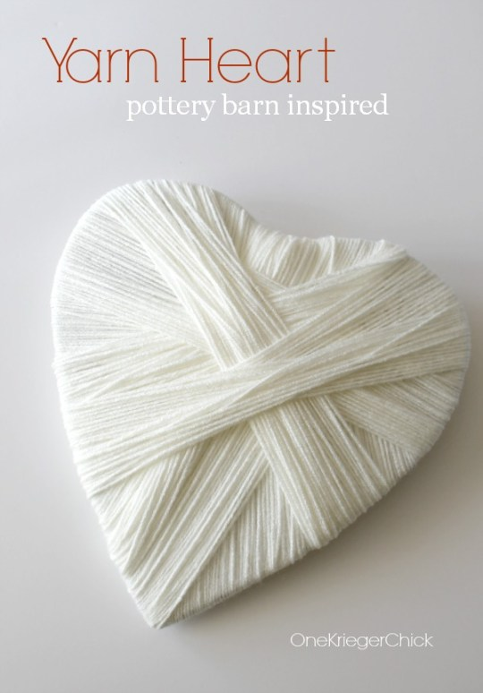 Pottery-Barn-Inspired-Yarn Heart
