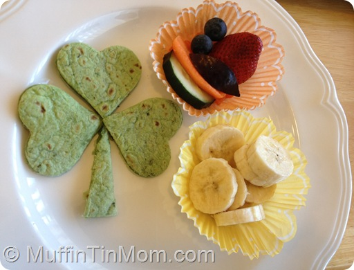 shamrock food idea