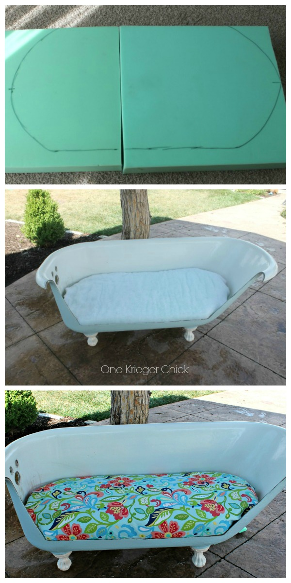 Bathtub Sofa cushion