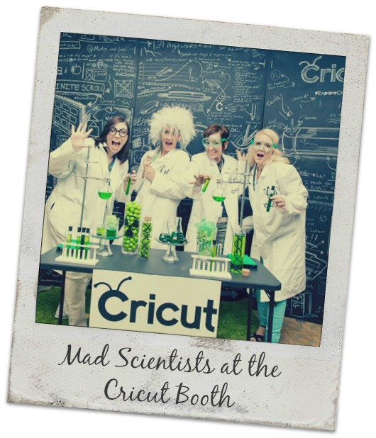 2014 Cricut booth