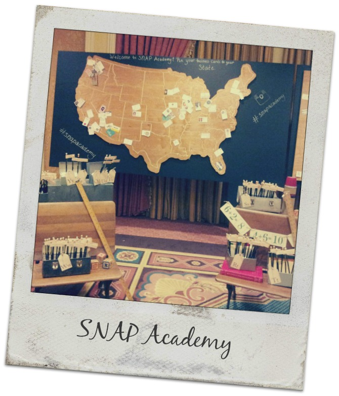 SNAP Academy 2014