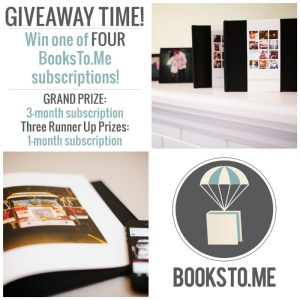 bookstome-giveaway!