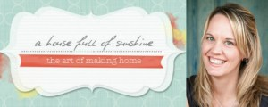A House Full of Sunshine header