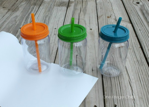 Monogrammed-Mason-Jars-and-the-easiest-Summer-Slush-recipe-OneKriegerChick.com