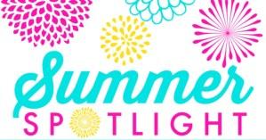 Summer Spotlight slider
