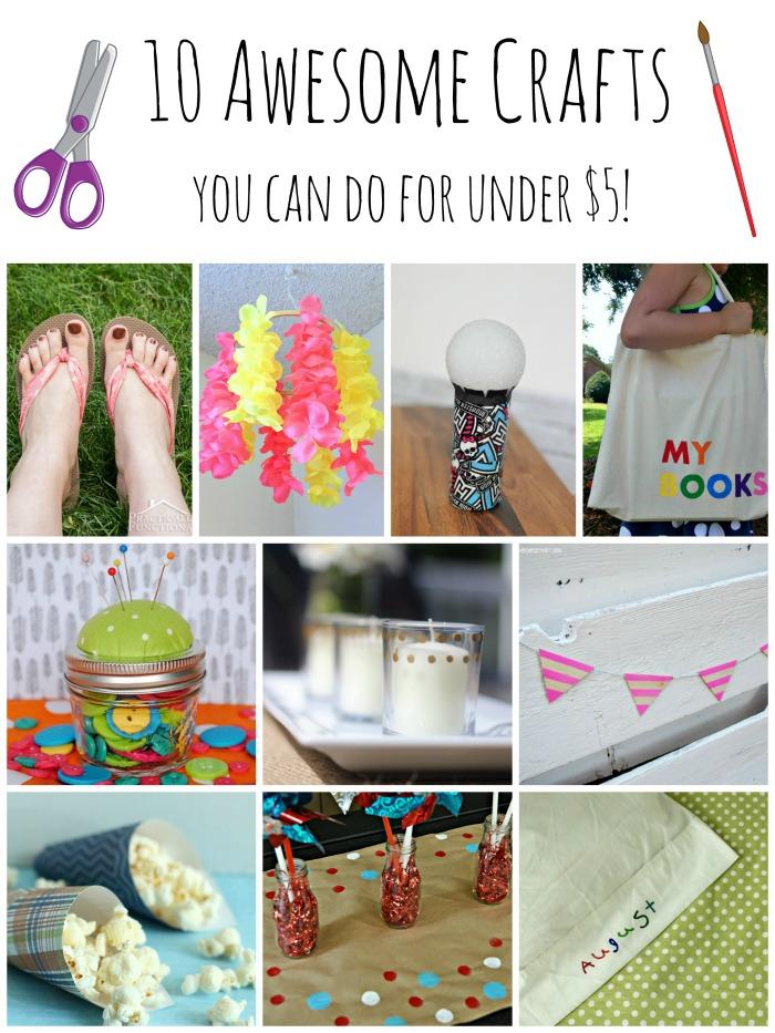 $5 Crafts