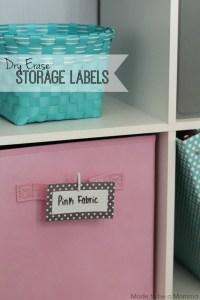 Diy-Erase-Storage-Labels