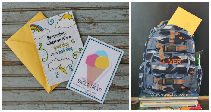 Sweet Treat printable and #ValueCards from Walmart- Love this! OneKriegerChick.com #shop