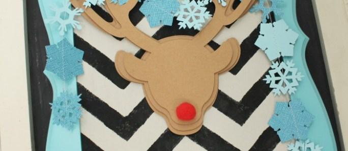 Whimsical Deer Art