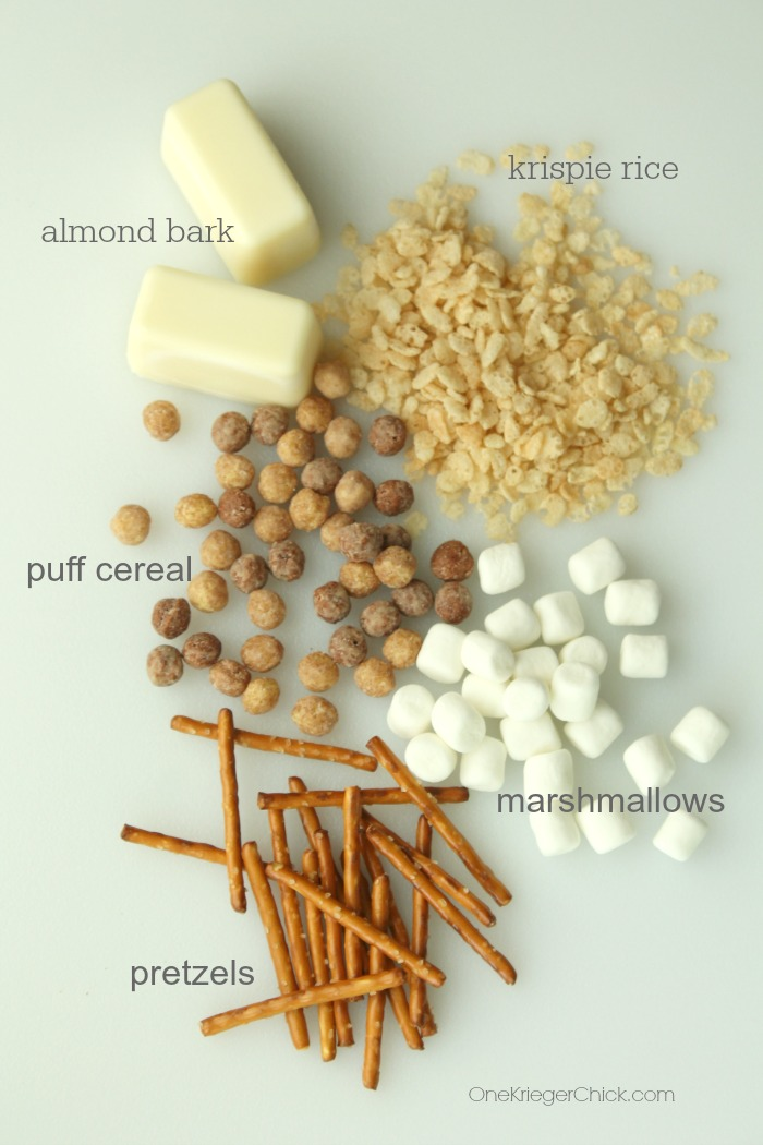 Mummy munch mix ingredients- OneKriegerChick.com
