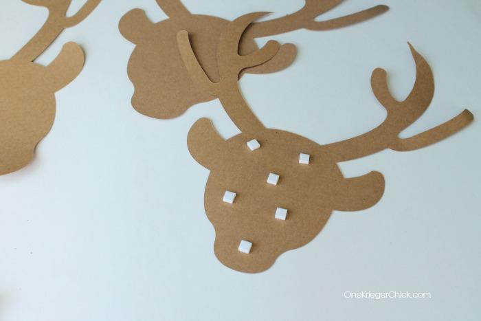 layering deer silhouettes- OneKriegerChick.com