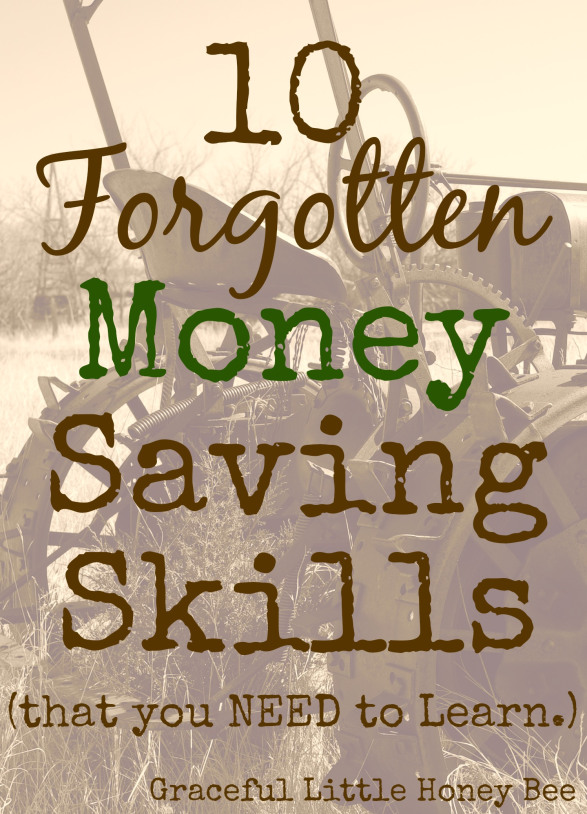 10-Forgotten-Money-Saving-Skills