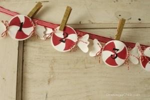Candy Countdown to Christmas- OneKriegerChick.com #CDSSTeam10 #CricutExplore