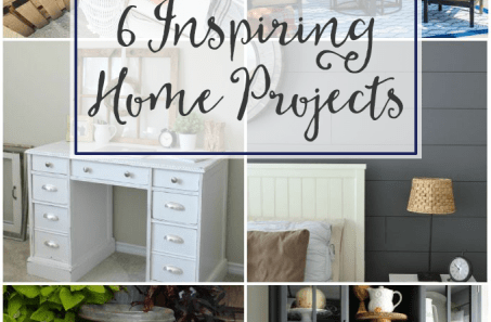 Hit Me With Your Best Shot #87 & fall home projects