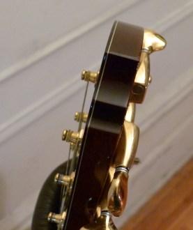 Kathy Wingert Model F Custom - detail - guitar review at onemanz.com