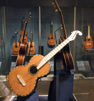 Early American Guitars of C.F. Martin at the Met Museum