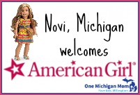Michigan gets a temporary American Girl Novi store