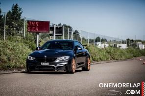 Kurztest: BMW M4 GTS