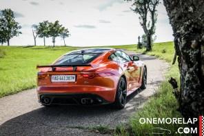Fahrbericht: Jaguar F-Type SVR