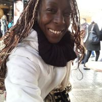 Jamila from Tunisia Spares Some Change