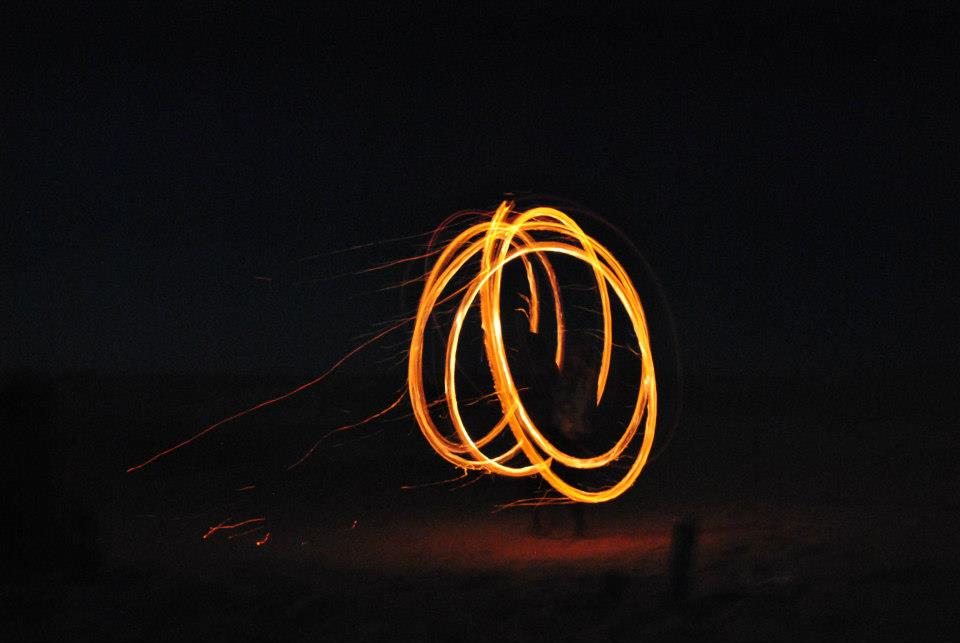 How to make Fire Poi