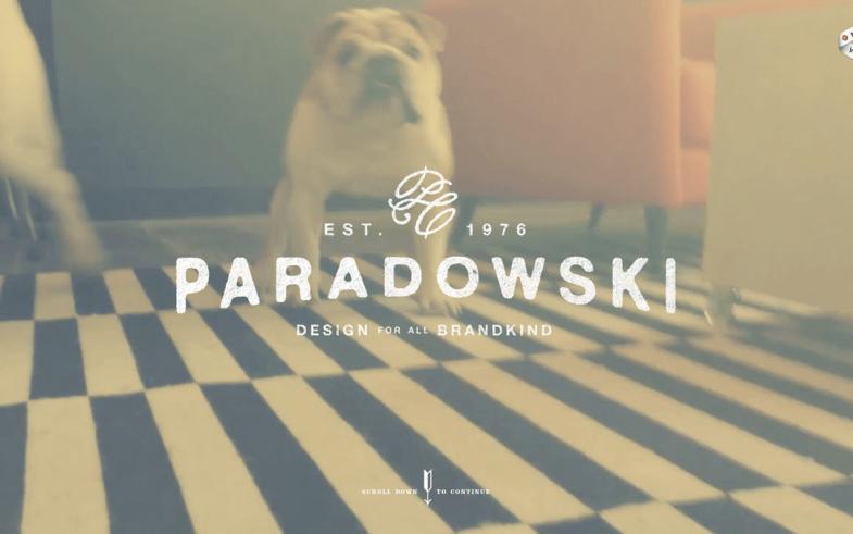 Paradowski Creative one pager