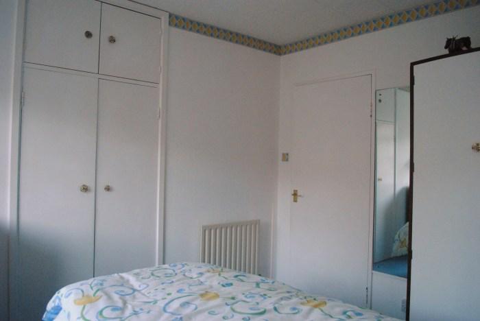 Office built-in wardrobe