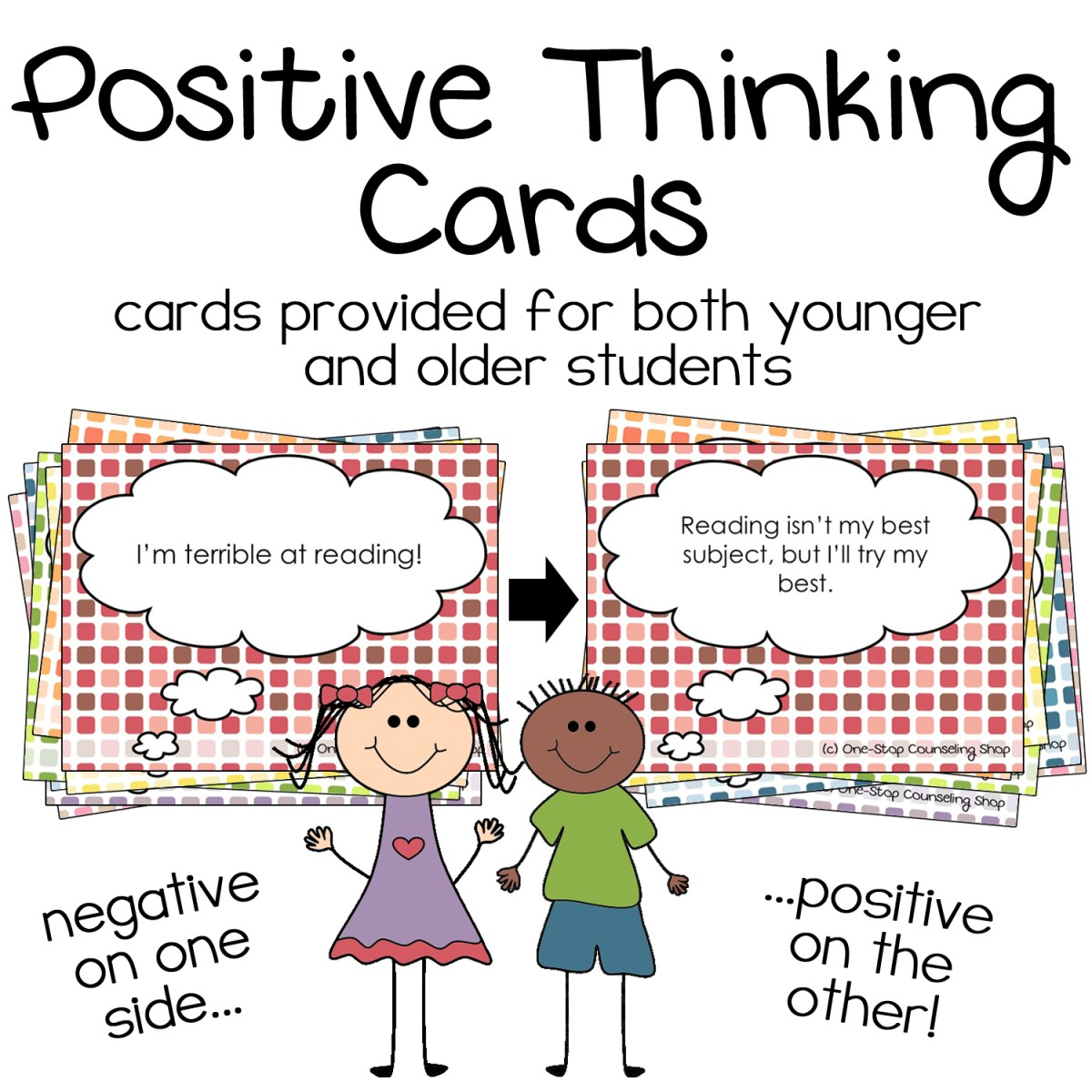 New Product :: Positive Thinking Cards