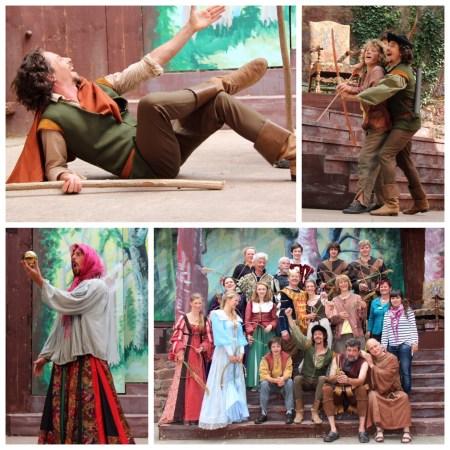 Anton Weber, Robin Hood, Horst Gurski, Til Brinkmann, Freilichttheater, König der Diebe
