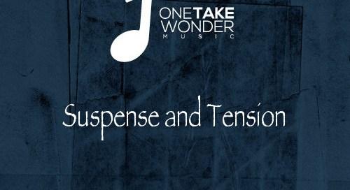 cover for suspense and tension album