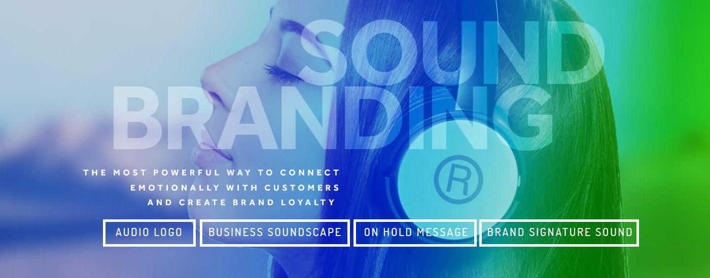 sound branding banner