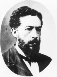 John Mercer Langston, first African-American elected official