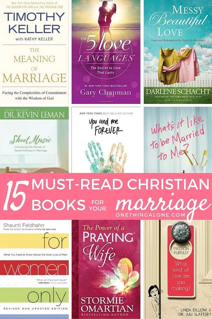 Christian Books For Hookup Couples To Read