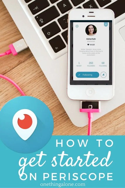 Wondering how to get started on Periscope? This stellar guide will show you the easy 5-step process