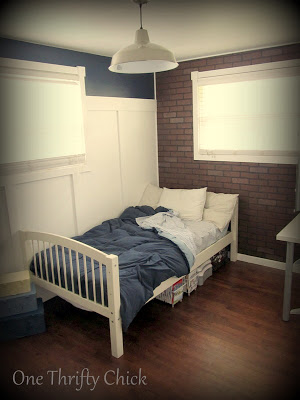 An industrial dream boys room makeover for Dream room maker