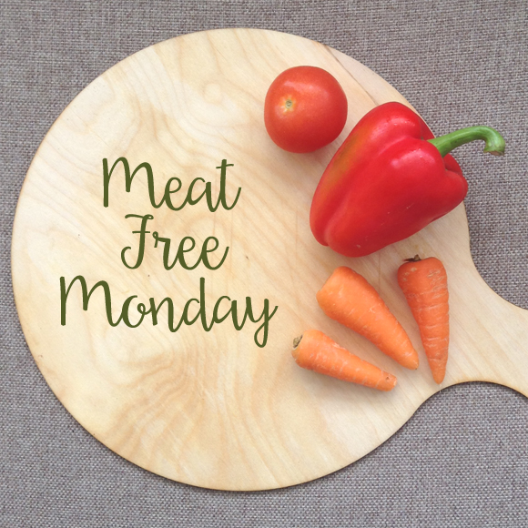 meat free monday text