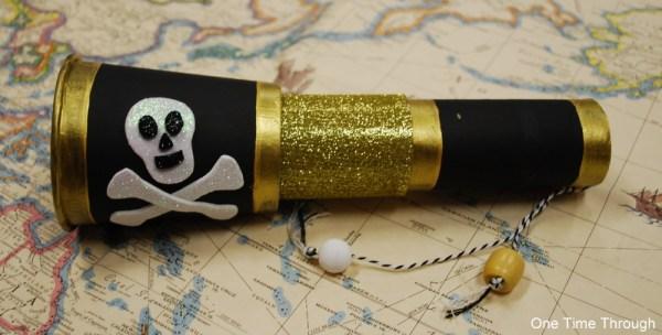 Kids' Sea-View Telescope Craft - One Time ThroughOne Time ...