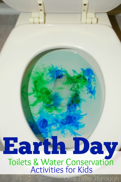 Earth Day How Toilets Work