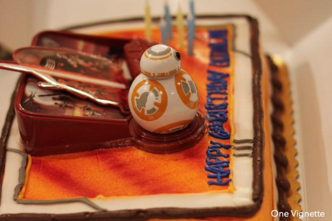 6.17.16. Quinlan Six. Cake