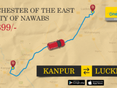 Kanpur to Lucknow @ Rs 899