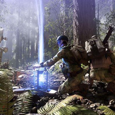 Beta de Star Wars Battlefront 3