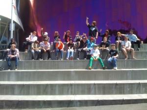 EMP Rock Band Summer 2009