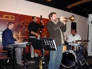 Jason Parker Quartet - Photo by Darrah Parker