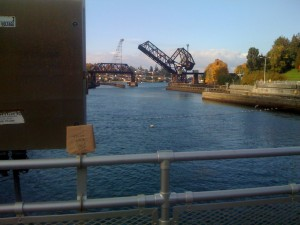 CD #10: Ballard Locks