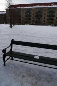 CD #66: A Lonely Bench