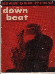 Gerry Mulligan in Downbeat