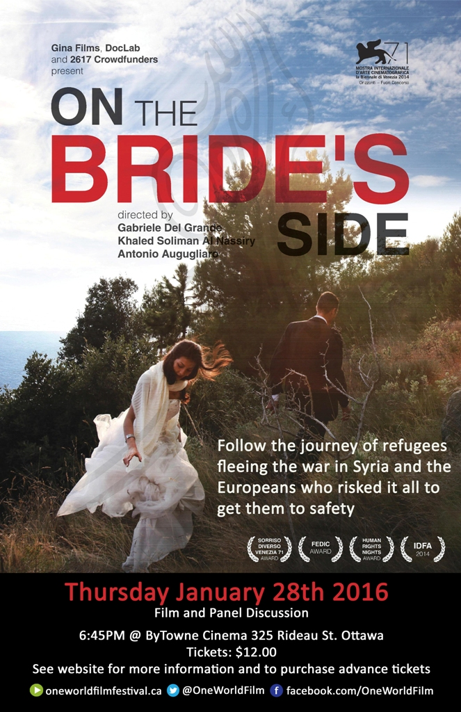 On The Bride's Side