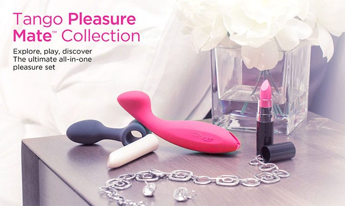 REVIEW: PLEASURE MATES COLLECTION by WE-VIBE