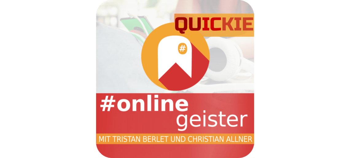 Facebooks erste Quartalszahlen nach Cambridge-Analytica-Skandal — #Onlinegeister Quickie (Social-Media-Podcast)