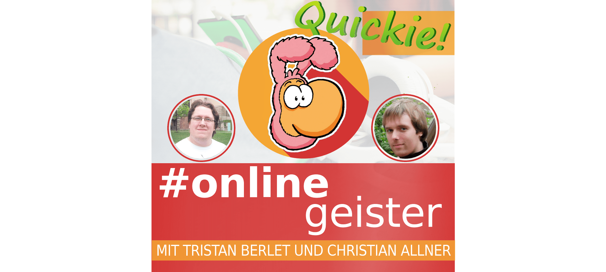 Ralph Ruthe — #Onlinegeister-Quickie (Social-Media-Podcast)